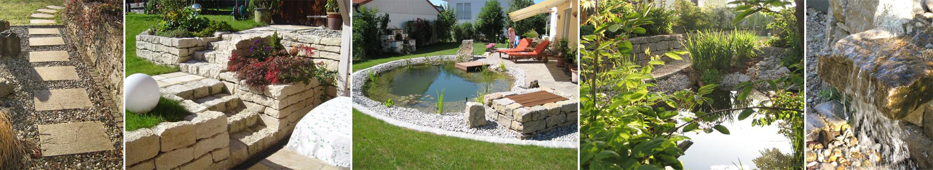 Garten- und Landschaftsbau Peter Oskar in Reithofen
